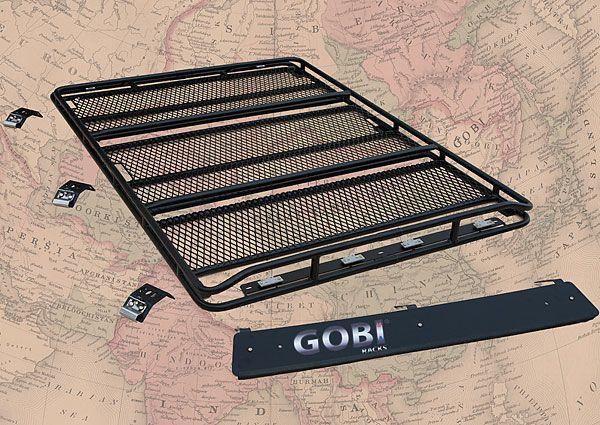 Gobi Jeep Cherokee Xj Stealth Roof Rack Gjcstl Jeep