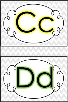 Word Wall Letters The 25 Best Chevron Word Walls Ideas On Pinterest  Word Wall