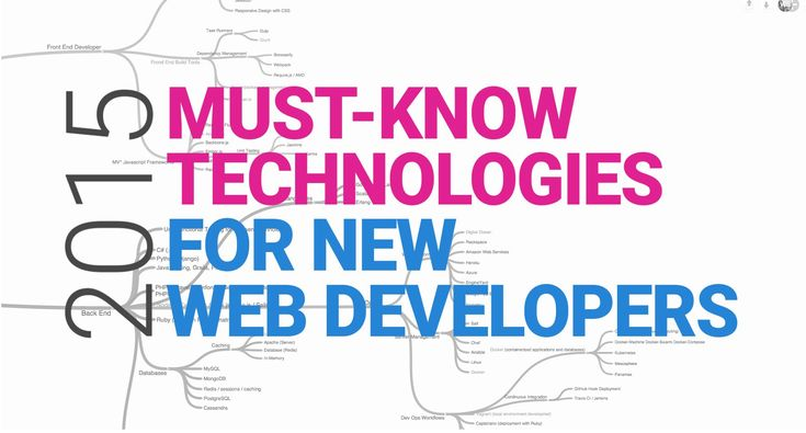 #WebDevelopment guide for newbie #webdevelopers in 2015