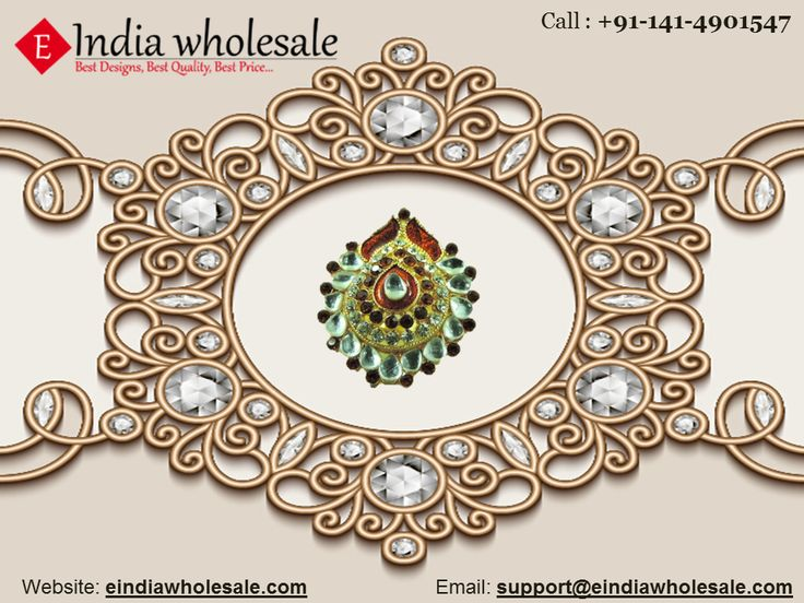 Shop for fashion jewellery at eindiawholesale.com. Buy an exquisite Goldplated Kundan Minakari Golden Ring. Avail best priced and quality imitation jewellery online.  #jewelry #jewellery #fashion #shopping #jewelryaddict #shoppingaddict #artisan #jewelrydesign #jewelrymaker #fallfashion #winterfashion #springfashion #indiebusiness #jewelryforsale #jewelryoftheday #postoftheday #jewelrybox #jewelrystore #jewelrylovers #jewelrysale #sale #ilovejewelry #earring #payal #anklets