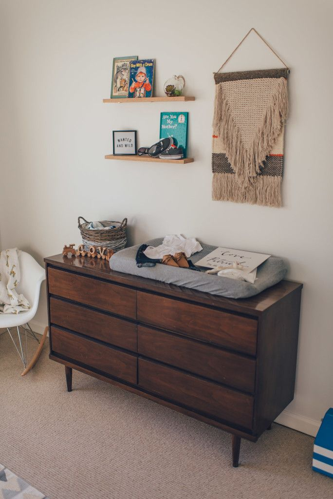 Cove S Nursery Reveal B A E Pinterest Modern And Mid Century
