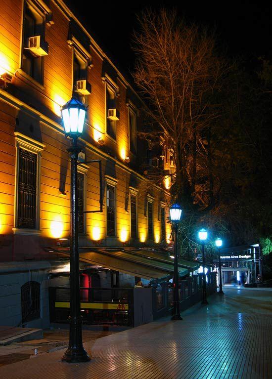 Barrio Recoleta, Capital Federal