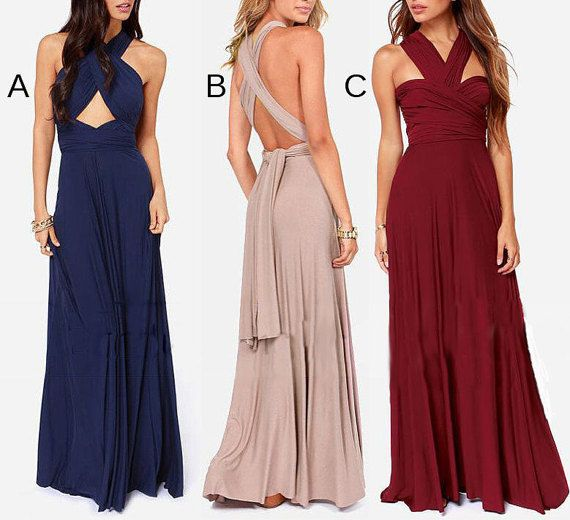 Best 25 Infinity Wrap Dresses Ideas On Pinterest