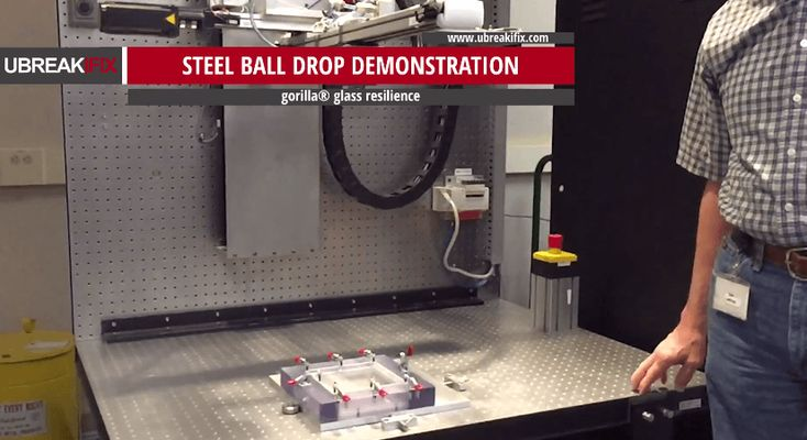 Corning prezinta laboratorul de testare al Gorilla Glass (Video)