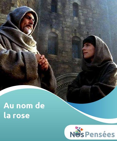 """Au nom de la rose   """"Le nom de la rose"""" d'Umberto Eco est un roman #policier #médiéval qui est #indispensable pour tous les amoureux de littérature.  #Psychologie"""