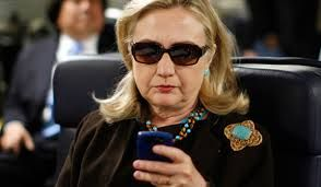 Hillary in disguise