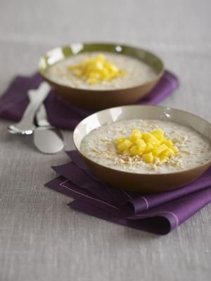 Easy-to-Cook Indian Tapioca Pudding With Coconut Cream: Sabudana Kheer - Indian Tapioca Pudding