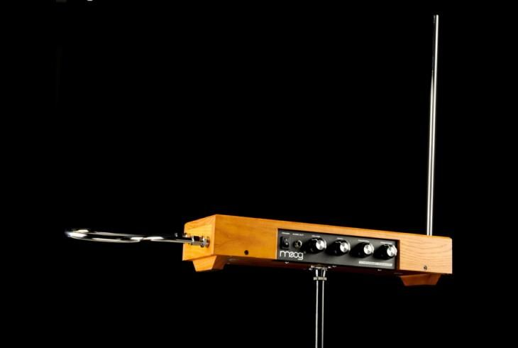 I want a theremin. They make you look like you're a wizard, casting some kind of amazing musical spell. Can I be in your band?