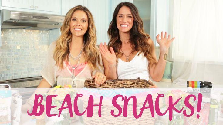 Healthy Beach Snacks!! #Healthy #Fitness #Beach