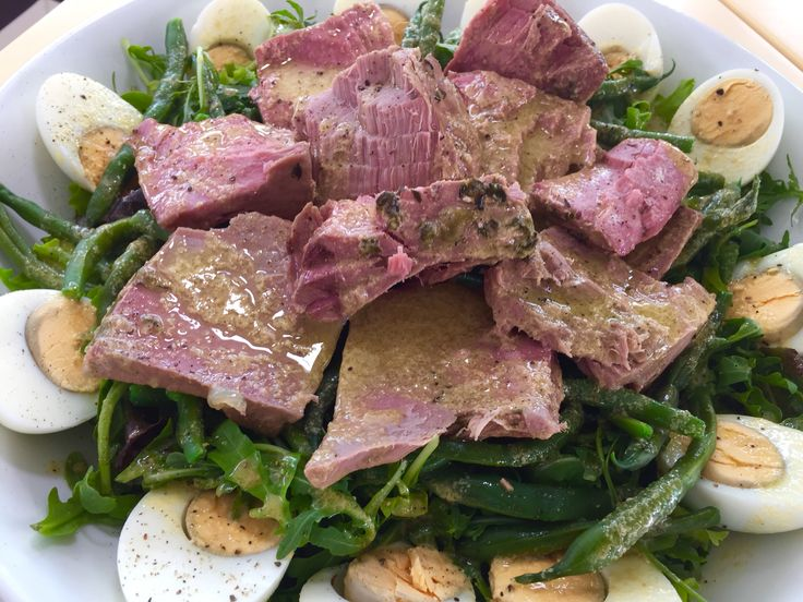 Fresh Tuna Nicoise