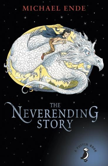 The Neverending Story, ISBN: 9780141354972 Based on the fantasy novel by German author Michael Ende (which was translated into English in 1983), the 1984 film yielded two sequels, but the first one, starring Barret Oliver and Noah Hathaway, is the ones fans remember best.
