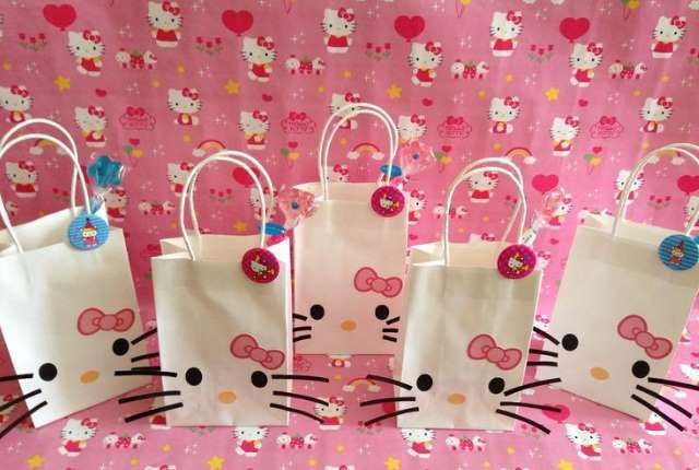 Hello Kitty Party Favours