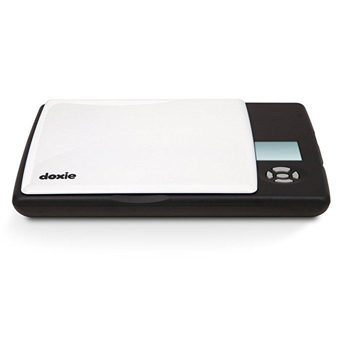 Doxie Flip – Cordless Flatbed Photo & Notebook Scanner w/ Removable Lid