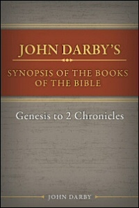 Get a free book from Logos and enter to win John Darby's Synopsis of the Books of the Bible (5 vols.)!