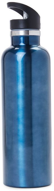 gourmet home Navy Double Wall Stainless Steel Water Bottle