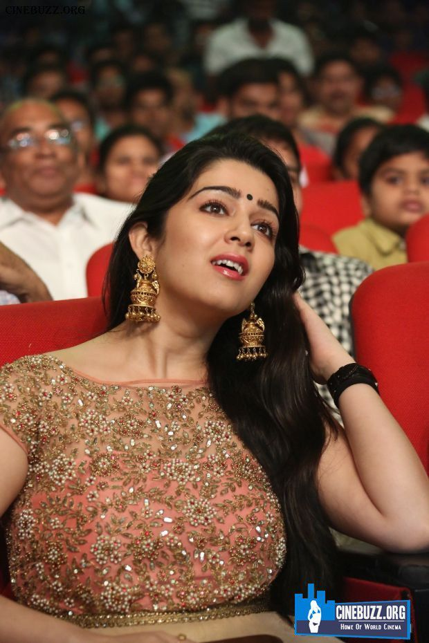 Hot Pics of Charmi from Temper Audio Launch Photos