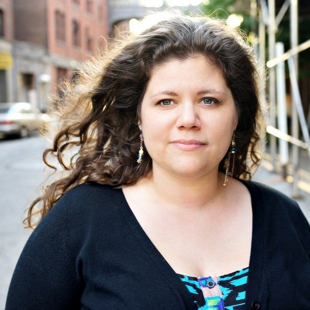 How Rainbow Rowell Turned A Bomb Into A Best-Selling Novel-- aw I love her so much