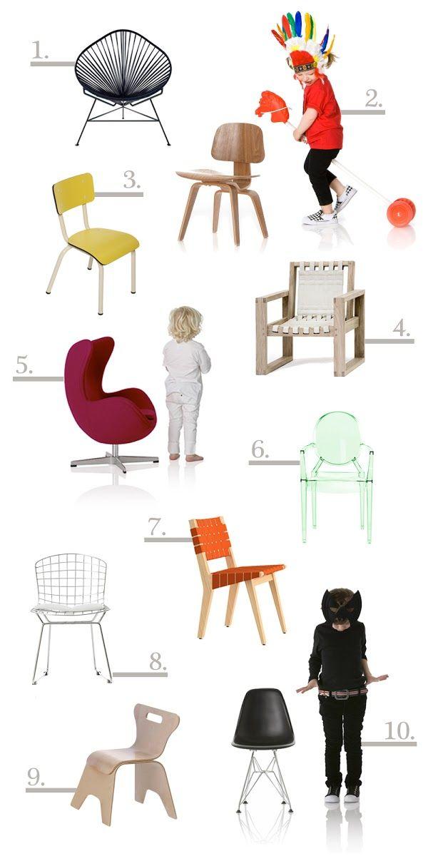 Modern Children's Chairs childrenfurniture 의자 및 제품