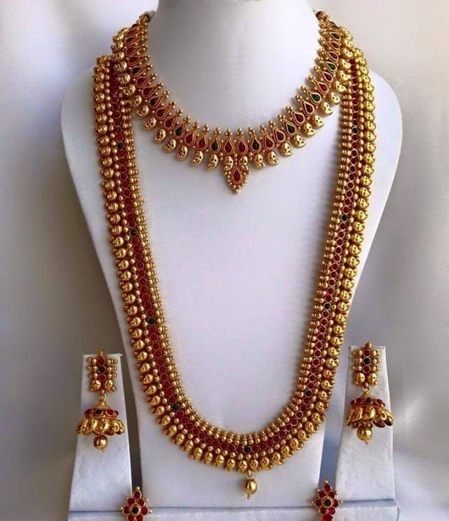 Special Indian Wedding Necklace