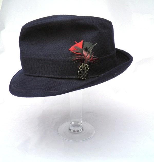 Vintage men hat