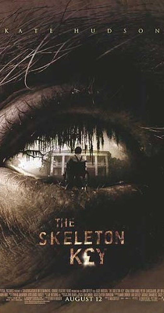 Directed by Iain Softley.  With Kate Hudson, Peter Sarsgaard, Joy Bryant, Gena Rowlands. A hospice nurse working at a spooky New Orleans plantation home finds herself entangled in a mystery involving the house's dark past.