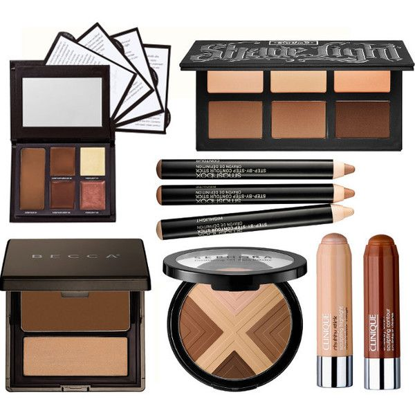 6 New Contouring Products For Spring 2015 ❤ liked on Polyvore featuring beauty products, makeup, beauty, fillers, cocktail kit, highlight makeup, dark makeup, evening makeup and palette makeup