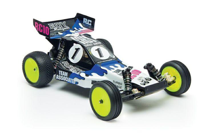 Team Associated RC10 World's Car Kit