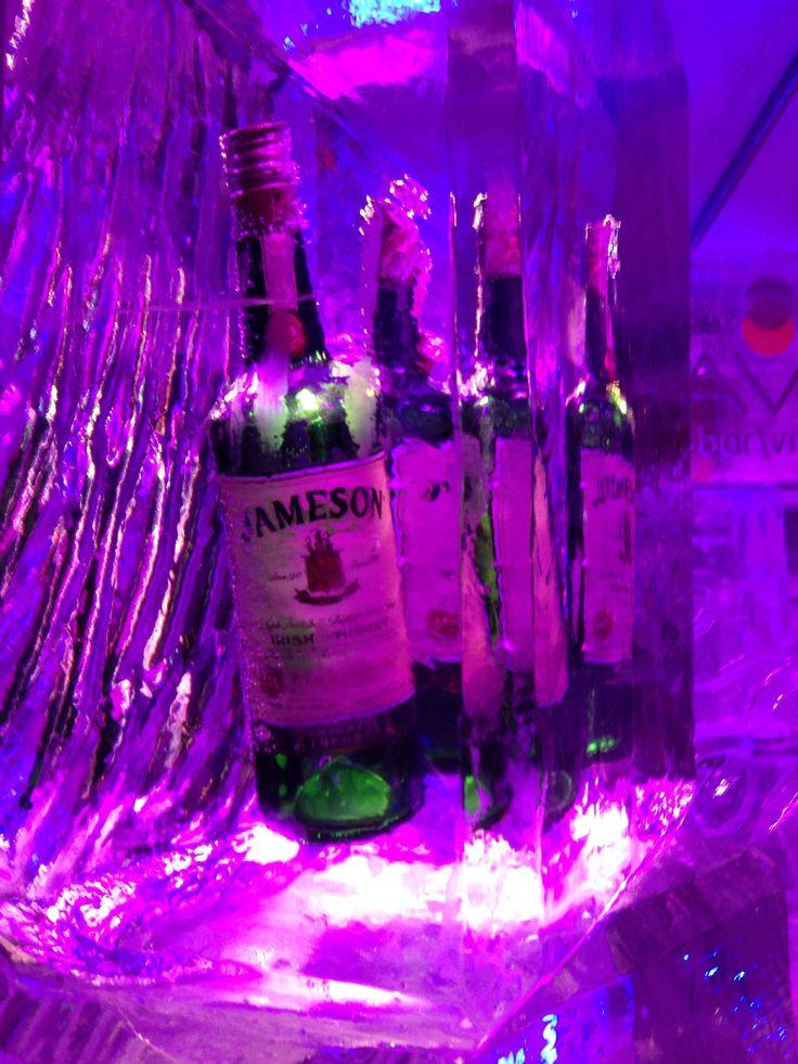 Ice bar Quebec