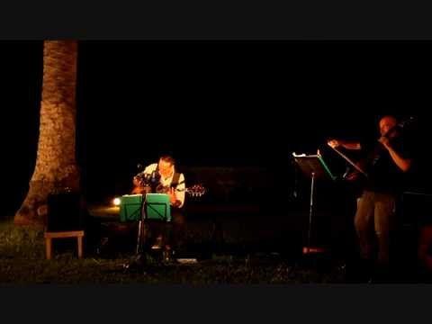 Swing 39 & 42 by Django Reinhardt Soren Lyng Hansen, electric cello,  Alkis Kaloumenos, el. guitar