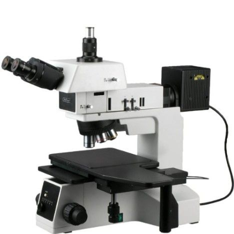 AmScope ME600TYC Episcopic Trinocular Metallurgical Microscope, 50X-2500X Magnification, PL10x and PL25x Extreme Widefield… #microscope