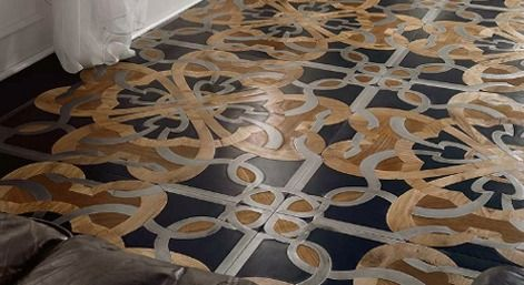 174 best barquet floor design ideas images on pinterest for Unusual floor coverings