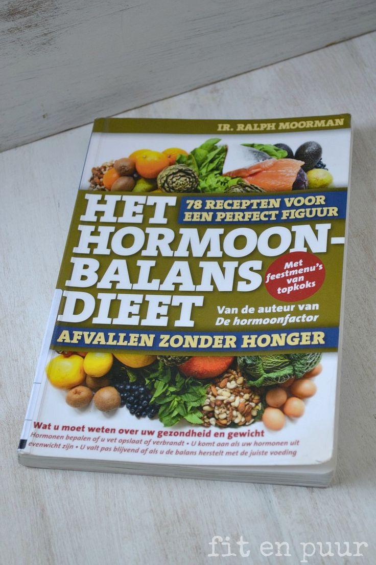 Het hormoon balans dieet - Ralph Moorman