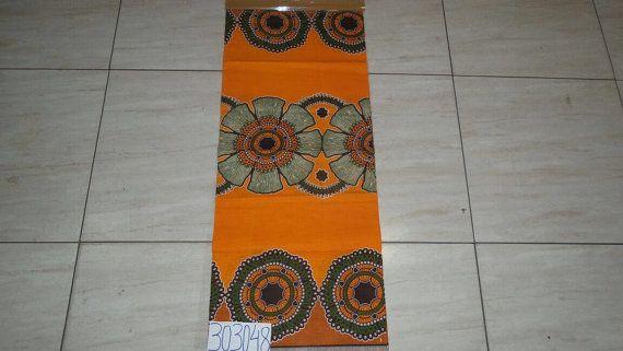 Blume Stoff / Stoff Blumen / für Kleidung Hemd von handicraftafrica
