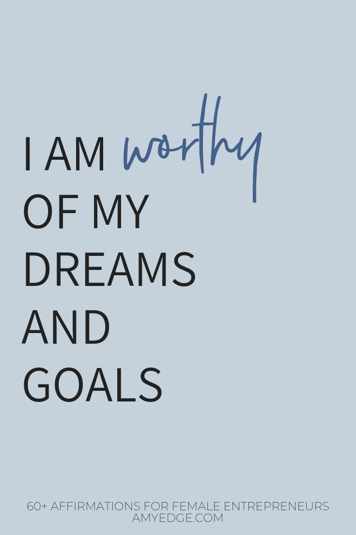 Female Entrepreneur Affirmations for Building Confidence Daily