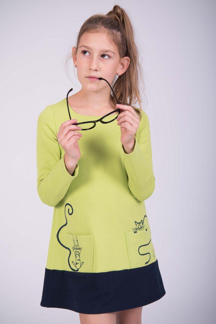 Miracles  #detskamoda#jedinecnesaty#handmade#originalne#slovakia#slovenskydizajn#móda#šaty#original#fashion#dress#modre#ornamental#stripe#dresses#vyrobenenaslovensku#children#fashion#rucnemalovane