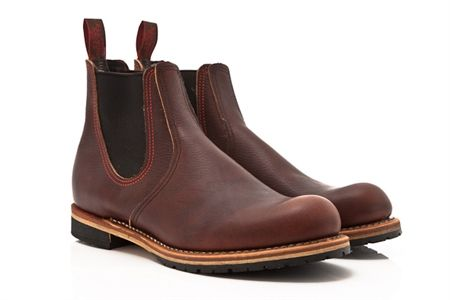 Red Wing Shoes Chelsea Rancher 2917 Brown