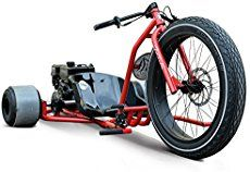 Are you looking for drift trikes, motorized drift trikes, engines, chassis, kits, brakes, equipment or other components? You are only one click away...