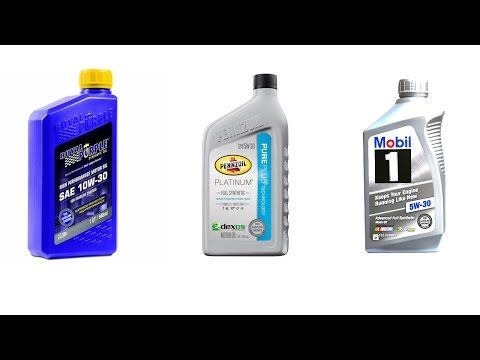 Top 5 Best Synthetic Motor Oil Reviews 2016 Mobil 1
