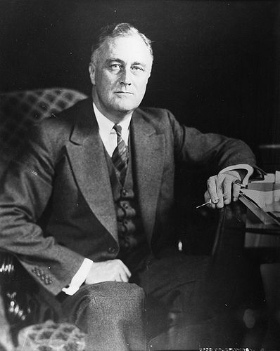Franklin Roosevelt for so many reasons, but I have a problem with Executive Order 9066 and his cheating on Eleanor.