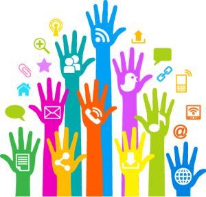 content across all social media