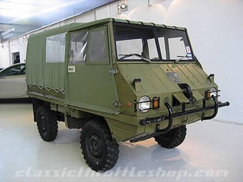 Haflinger Light Military Vehicle Pinterest