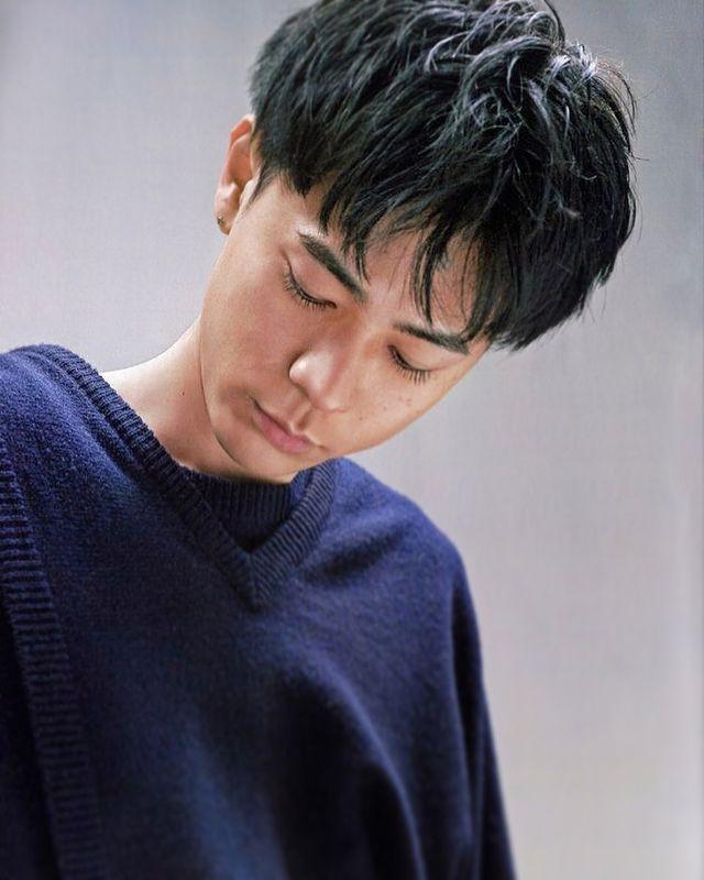 成田 凌 短髪