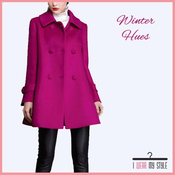 Winter hues to style this season.