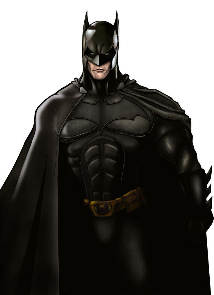Batman Begins portrait by antmanx68.deviantart.com on @DeviantArt