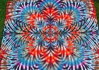 Making Art: Tie-Dye Designs, Patterns, Colors. Big reference, several videos