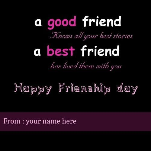 Funny Friendship Day Quotes: Best 25+ Happy Friendship Day Ideas On Pinterest