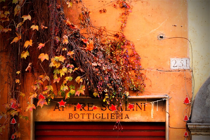 Ai Tre Scalini, il mito, one of the nicest places in Rome, great cooking, super honest prices
