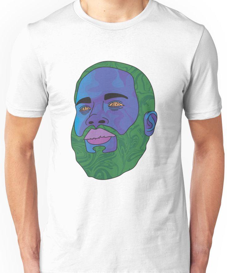 MC Ride (Death Grips) Unisex T-Shirt