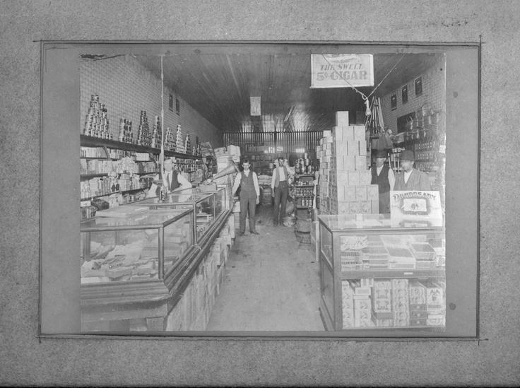 Sturgis-Goldstien Gracery Store - Taylor, TX - 1914