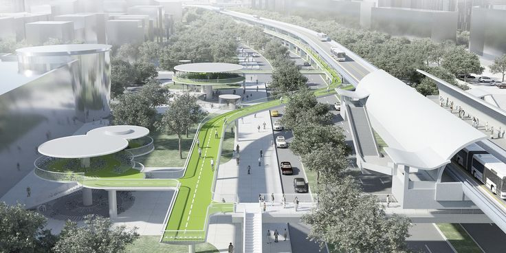 This month, in the city ofXiamen, China's first elevated cycling path was inaugurated. At nearly 8 kilometers long, the structureis now the world's...